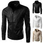 New Men Outwear Waterproof Windstoper Coat Soft Shell Outdoor Jacket Black White