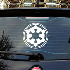 Star Wars Galactic Empire Car sticker Decals Pick Your Size $7.99 USD