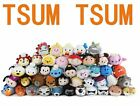138 Styles Disney TSUM TSUM Marvel Tangled Nemo Yoda Mini Plush Toys With Chain $4.99 AUD