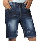 Greentree Mens Denim Shorts Cotton Shorts Jeans Shorts MASR68