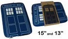 Doctor Who Dr Who Tardis Zip Up Laptop Bag/Case New + Official BBC - 2 Sizes