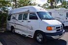 Used 2001 Leisure Travel Freedom 4M Class B Van Camper For Sale. 76,667 Miles