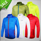 2016 New Men's Waterproof Windproof Rain Coat Cycling Running Jacket Jersey