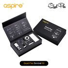 New Authentic Aspire Quad-Flex Survival Kit 4-in-1 tank-IN STOCK-Free shipping!