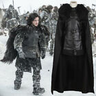 Cool Game of Thrones Jon Snow Cosplay Party Costume Man and Child / Custom Made