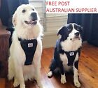 Dog Harness-FREE POSTAGE, sizes  XS, S, M, L and XL, FREE seat belt loop, padded