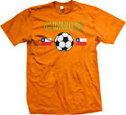 Chile Flag Soccer Ball -Chilean Pride World Cup Mens T-shirt