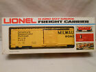 Lionel 6-9455 Milwaukee Road Freight Carrier Boxcar w/Doors /O Guage /LN /1982