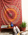 Twin Indian Bedspread Hippie Tapestry Wall Hanging Mandala Beach Throw Ethnic