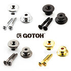 Kyпить Gotoh EP-B3 Strap Buttons for Guitar/Bass Oversized CHROME, GOLD, BLACK or COSMO на еВаy.соm