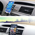 1x Car Air Vent Cell Phone Silicone Holder 360° Rotation For Iphone 6 S3 S4 S5