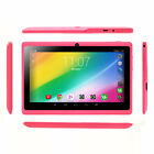 "iRULU 7"" Android 5.1 Lollipop Quad Core BabyPad 16GB Tablet PC Learning for Kids"