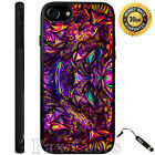 Внешний вид - Apple iPhone 6 / 7 Plus+Samsung Galaxy S6/S7+STYLUS- Psychedeli trippy face Case