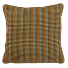 Scatter Box Walton Jacquard Feather Filled Cushion, Green