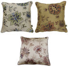 Scatter Box Ardlea Floral Embossed Feather Filled Cushion