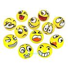 1 lot/12PCs Emoji Face Squeeze Balls Stress Relax Emotional Toy Balls Wholesale