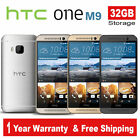 HTC ONE M9 32GB 4G LTE GOLD Grey Silver 100% UNLOCKED + 12MTH Warranty