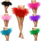 Внешний вид - Sexy Adult Women's Classic 5 Layered Tulle Fancy Ballet Dress Tutu Skirts