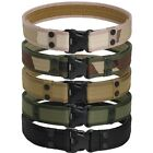 Quick Trouser Waistband Army Tactical Military Buckle Belt Outdoor Hiking Sport