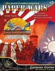 Paper Wars 83: Red Sun Rising, Wargame, New by Compass, English Edition