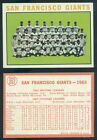(46435) 1964 Topps 257 Giants Team Giants-NM+