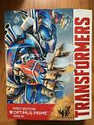 Transformers Age of Extinction First Edition Optimus Prime Figure NEW!!! - Time Remaining: 17 days 10 hours 28 minutes 50 seconds