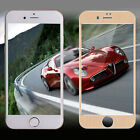 Electroplating Brushed Tempered Glass Screen Protector Film for iPhone 7 7 Plus