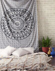 Twin Indian Mandala Hippie Tapestry Wall Hanging Bedding Bedspread Gypsy Throw