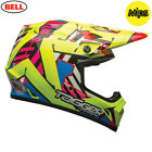Bell 2017 MX-9 Motocross Enduro Mips Adult Offroad Helmet Tagger Double Trouble