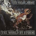 The World By Storm Three Johns UK vinyl LP album record ABT012 ABSTRACT SOUNDS