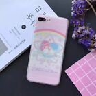 For iPhone 7 7Plus 6 6S Plus 5S Kawaii Littletwinstars Dream Adorable Case Cover