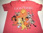 New Disney The Lion King shirt mens size S M L XL XXL mens shirt The Lion King