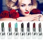 Sexy Women Ladies 7 Colors Makeup Moisture Shimmer Lipstick Full Size Lip Stick