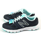 New Balance W575RF2 D Navy & Light Turquoise & White Basic Running Shoes NB