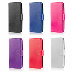 Book Wallet PU Leather Case Cover For Meizu Phones + Screen Protector & Stylus