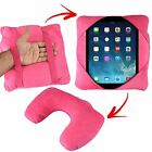 3 In 1 Multifunctional Travel Neck Pillow Cushion Ipad Tablet Holder Support