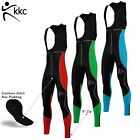 Men Cycling Bib Tights Winter Thermal Padded Mtb Long Pants Roubaix Material 1