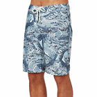 SWELL Board Shorts - SWELL Mission bay Board Shorts - Wave Print