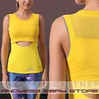 Stella McCartney by adidas Tank Top ClimaCOOL® Run Performance UPF 50+ Women M L