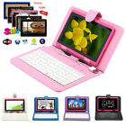 "7"" inch Android 4.4 Quad Core Tablet PC Gift 8GB Bluetooth With Keyboard Bundle"