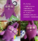 50 Styles Hot Games Characters Uglydoll Soft Plush Dolls Toys Hangers Key Chain