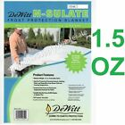 DeWitt N-Sulate 6' Wide X Any length 1.5oz Fabric Plant Protection Frost Cloth
