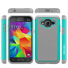 Anti-Skid Shockproof TPU & PC Hybrid Dual Layer Armor Case Cover For Many Phone