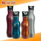 Stainless Steel Water Bottle BPA FREE Camping Outdoor Sport Training Kettle