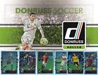 2016 Donruss Soccer Trading Cards - Holographic Parallels - Card #'s 1-200