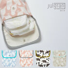 JULGRAN Organic Diaper Pouch Bags for baby infant nappy travel case 4colors