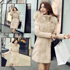 Winter new fashion women high-grade hooded cotton clothes keep warm coat hot