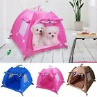Large Breathable Pet Dog Cat House Z16B8 Lightweight Bed Comfortable Tents Zebra