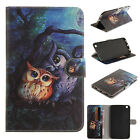"For Samsung Galaxy Tab 3 8"" Tab SM-T310 Pattern Leather Wallet Case Folio Cover"
