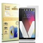 LG Elsa V20/ LG V20 Clear Tempered Glass Screen Protector 2 Pk/ Clear TPU Case